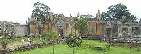 Preah Vihear Camboja critica Google por mapa de fronteira com a Tailândia