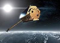 TerraSAr X TerraSAR X escaneia a Estação Espacial Internacional