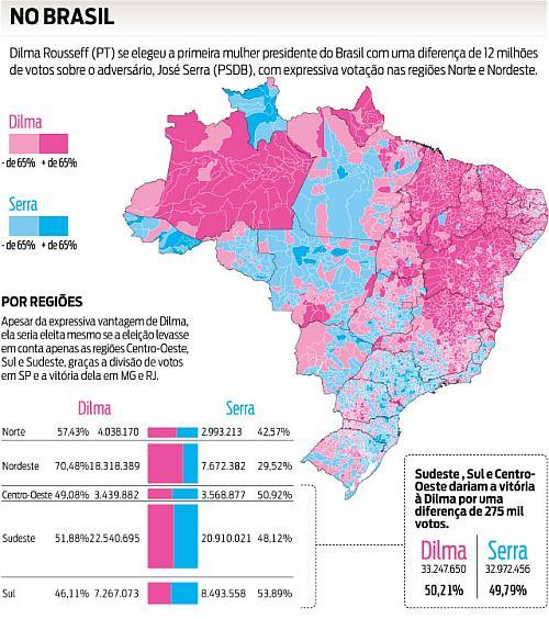image001 Os mapas das eleições 2010